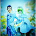 Lupin The Third - Figurine Lupin et Rebecca Creator×Creator Wedding Special Color Ver.
