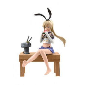 Kantai Collection ~Kan Colle~ - Figurine Shimakaze Four Seasons of Chinshufu SQ