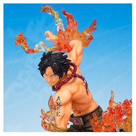 One Piece - Figurine Portgas D Ace Figuarts Zero Brother Bond image
