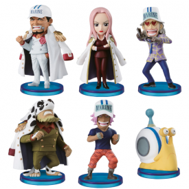 One Piece - Pack WCF Navy Army Vol.1 image