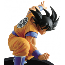 Dragon Ball Z - Figurine Sangoku SCultures Big Budokai 7 Vol.4