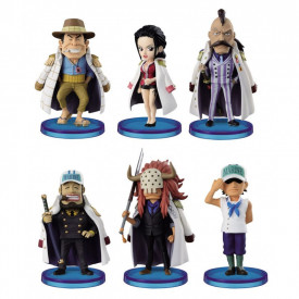 One Piece - Pack WCF Navy Army Vol.2 image