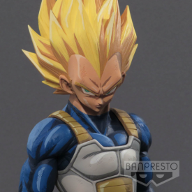 Dragon Ball Z - Figurine Vegeta Super Master Stars Piece Manga Dimensions image