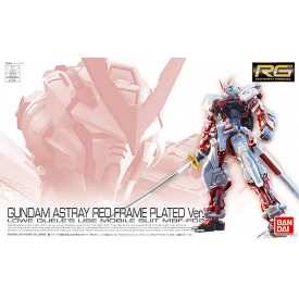Gundam - Maquette Gundam Astray Red Frame Plated Ver. 1/144 RG