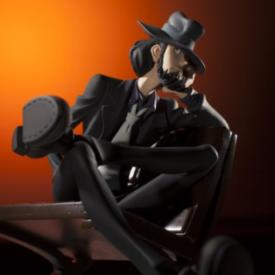 Lupin The Third - Figurine Jigen Daisuke Creator x Creator