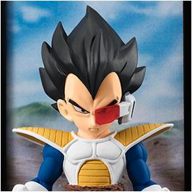 Dragon Ball Z - Figurine Vegeta Tamashii Buddies