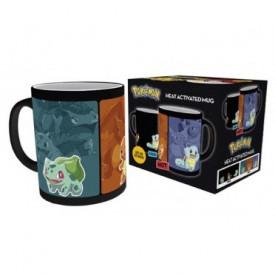 Pokemon - Mug Thermoréactif Pokemon Evolution