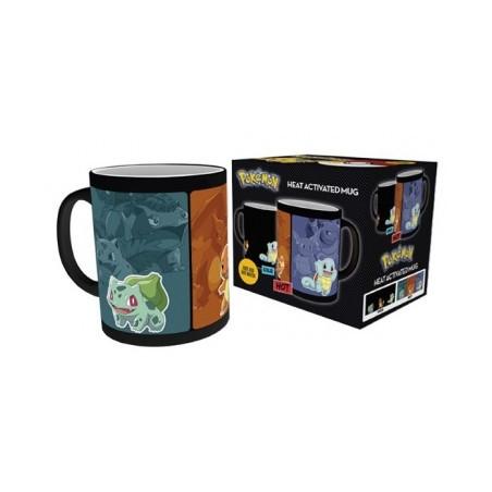 Pokemon - Mug Thermoréactif Pokemon Evolution image