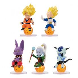 Dragon Ball Super - Sangoku Chara Pucchi Dragon Ball Super