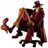 Lupin The Third - Figurine Inspector Zenigata Creator x Creator Color Ver.