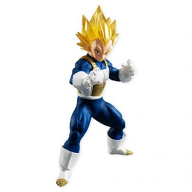 Dragon Ball Z - Figurine Vegeta SSJ Super Styling