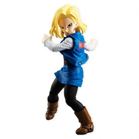 Dragon Ball Z - Figurine C18 Super Styling