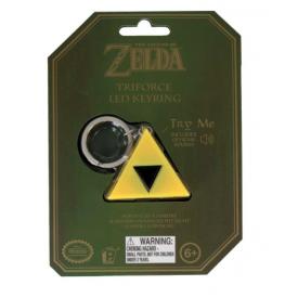 Legend of Zelda porte-clés sonore et lumineux Triforce