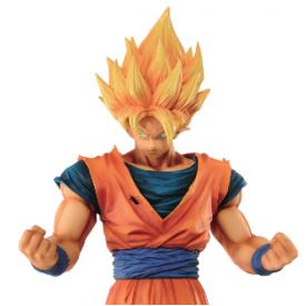Dragon Ball Z - Figurine Sangoku Grandista Resolution Of Soldiers image