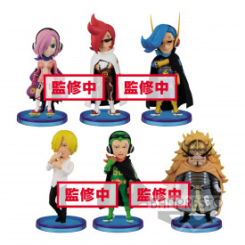 One Piece - Pack WCF Vinsmoke Family image