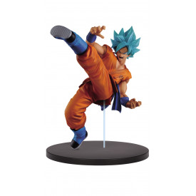 Dragon Ball Super - Figurine Sangoku SSJ God FES Figure Vol.1