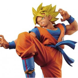 Dragon Ball Super - Figurine Sangoku SSJ FES Figure Vol.1