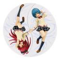 Madoka Magica Rebellion - Figurine Kyoko Sakura Éveillée Relax Time Ver.