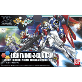 Gundam Seed - Maquette Lightning Zeta Gundam 1/144 HGBF
