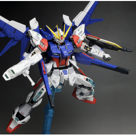 Gundam - Maquette Build Strike Gundam Full Package 1/144 RG
