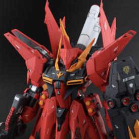 Gundam - Maquette AMX-107 Bawoo RE/100