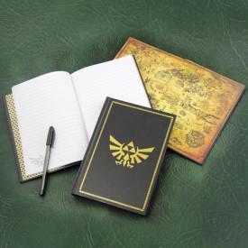 Zelda - Cahier Hyrule Logo