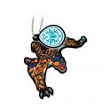 Monster Hunter Stories - Tigrex Porte clés Rubber Mascot