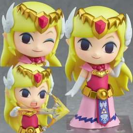 The Legend of Zelda the Wind Waker - Nendoroid Zelda Figurine The Wind Waker Ver.