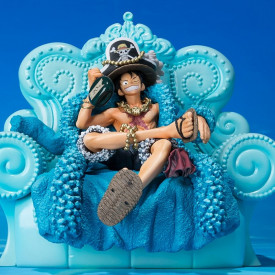 One Piece - Figuarts Zero Luffy 20th Anniversary Diorama