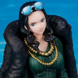 One Piece - Figuarts Zero Nico Robin 20th Anniversary Diorama image