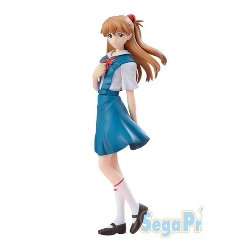 Evangelion - Figurine Asuka Langley Soryu Ver.2
