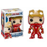 Captain America Civil War - POP Iron Man Unmasked Figurine