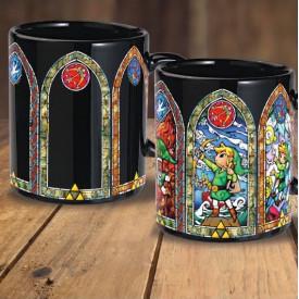 Zelda - Mug thermo-reactif Link