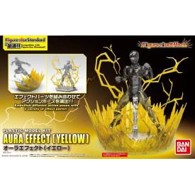 Figure-RiseEffect - Aura Effect Yellow Figure-Rise