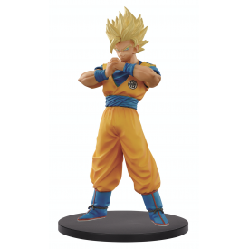 Dragon Ball Super - Figurine Sangoku SSJ DXF Super Warriors Vol.5