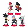 Super Dragon Ball Heroes  - Pack World Collectable Figure Collection 7th Anniversary