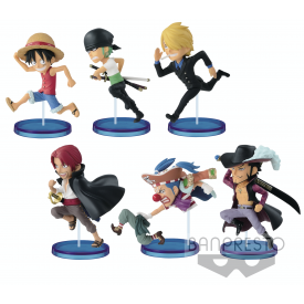 One Piece - Pack WCF History Relay 20th Vol.1 image