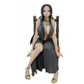 One Piece - Figurine Boa Hancock Girly Girl Black Ver.
