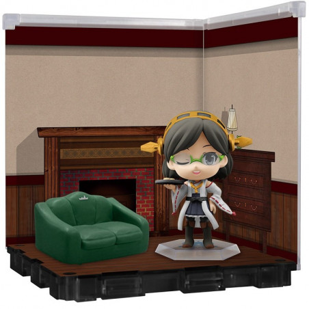 Kantai Collection - Figurine Kirishima Ceylon Tea Party Chibi Kyun-Chara vol.2 image