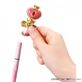 Sailor Moon - Liquid Eyeliner Spiral Heart Moon Rod (Black)