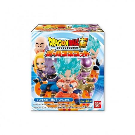Dragon Ball Super - Strap Figure Jaco QD Mascot 2