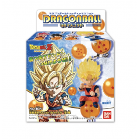 Dragon Ball Z - Strap Figure Trunks QD Mascot
