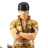 One Piece - Figurine Zoro Grandline Men Film Gold Special