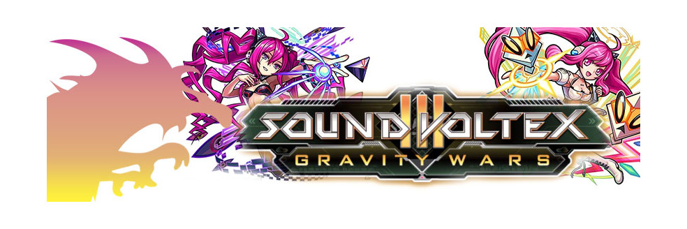Sound Voltex III Gravity Wars