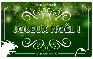 Joyeux Noël (Vert)